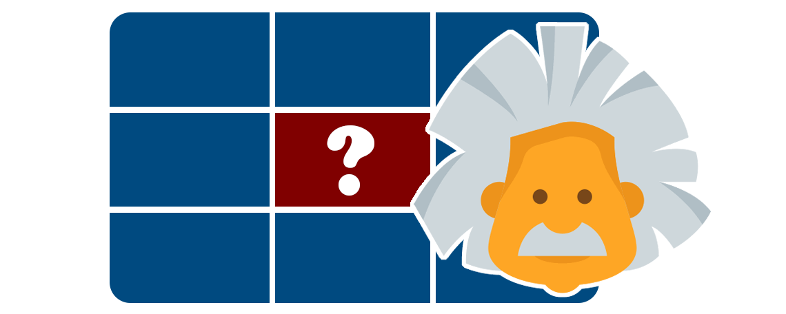 Using matrix operations to solve the Einstein's riddle  Part I